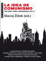 La idea de comunismo