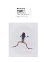Bioarte: Arte y vida en la era de la biotecnología