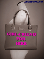 Girl-Friend For Hire