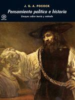 Pensamiento político e historia