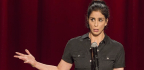 Sarah Silverman Gets Introspective With a Speck of Dust