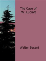 The Case of Mr. Lucraft