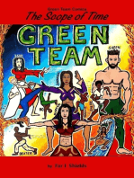 Green Team Comics - The Scope of Time - Ebook
