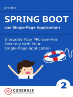Spring Boot and Single-Page Applications