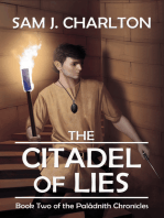 The Citadel of Lies (The Palâdnith Chronicles Book 2)