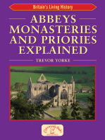 Abbeys Monasteries and Priories Explained