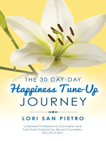 The 30 Day-Day Happiness Tune-Up Journey