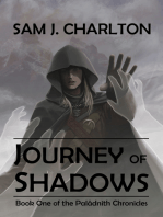 Journey of Shadows (The Palâdnith Chronicles Book 1)