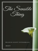 The Sensible Thing