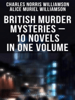 BRITISH MURDER MYSTERIES – 10 Novels in One Volume