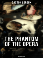 THE PHANTOM OF THE OPERA (Gothic Classic)