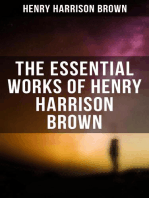 HENRY HARRISON BROWN Premium Collection