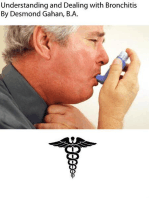 Understanding and Dealing with Bronchitis