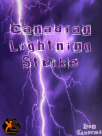 Canadian Lightning Strike