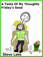 A Taste Of My Thoughts Friday's Seed