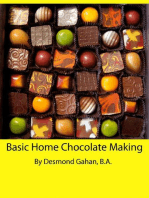 Basic Home Chocolate Making