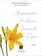 Inspirações do Amor Único de Deus - Volume 1