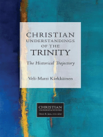 Christian Understandings of the Trinity
