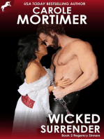 Wicked Surrender (Regency Sinners 2)