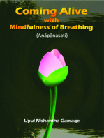 Coming Alive with Mindfulness of Breathing
