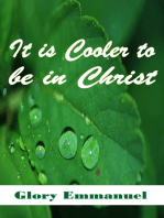 It is Cooler to be in Christ