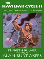 The Havilfar Cycle II [The third Dray Prescot omnibus]