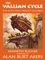 The Vallian Cycle [The fifth Dray Prescot omnibus]