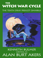The Witch War Cycle [The tenth Dray Prescot omnibus]