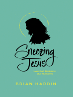 Sneezing Jesus