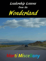 Leadership Lessons From The Wonderland