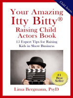 Your Amazing Itty Bitty® RaisingYour Child Actor Book