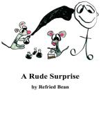 A Rude Surprise
