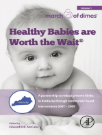 Healthy Babies Are Worth The Wait