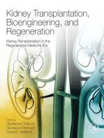 Kidney Transplantation, Bioengineering, and Regeneration