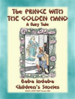THE PRINCE WITH THE GOLDEN HAND - A Far Eastern Fairy Tale