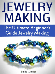 Jewelry Making: The Ultimate Beginner's Guide Jewelry Making