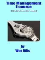 Time Management E course