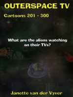 Outerspace TV Cartoons Book 3