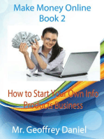 Make Money Online Book 2 – How to Start Your Own Info Products Business