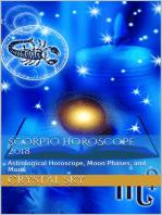 Scorpio Horoscope 2018