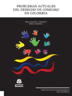 Problemas actuales del derecho de consumo en Colombia