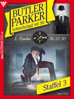 Butler Parker Staffel 3 – Kriminalroman