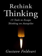 Rethink Thinking