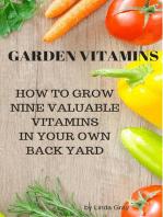 Garden Vitamins
