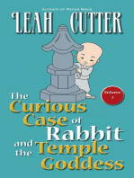 The Curious Case of Rabbit and the Temple Goddess