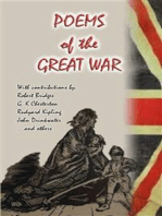 Poems from the Great War - 17 Poems donated by notable poets for National Relief during WWI