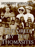 Tutored By The Thomasites
