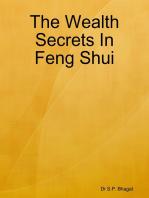 The Wealth Secrets In Feng Shui
