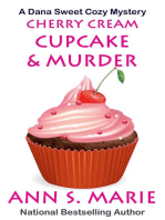 Cherry Cream Cupcake & Murder