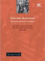 Selección de personal: Discursos, prácticas, tecnologías